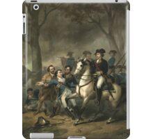 George Washington as a Soldier iPad Case/Skin