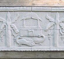 Decorative relief tile by Danpatterson