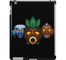 Faces of the Hero iPad Case/Skin