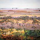 Outback Plains by Debra Loty