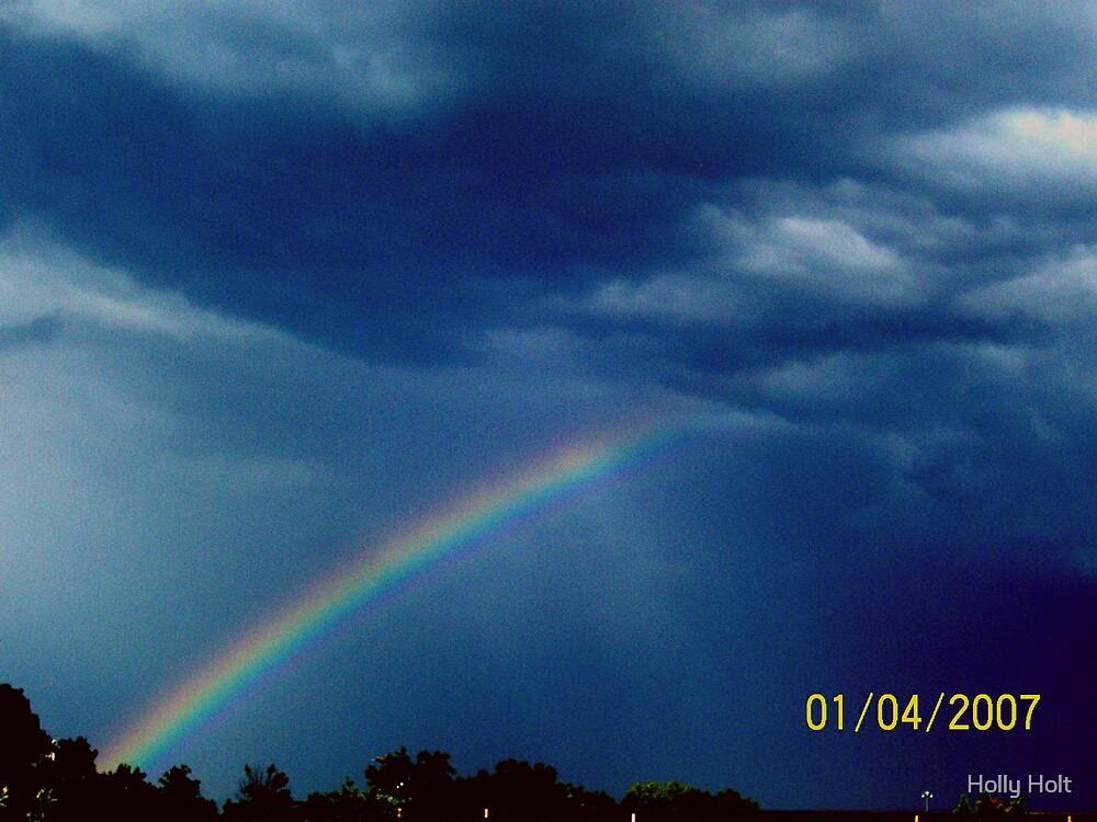 over the rainbow by Holly Holt