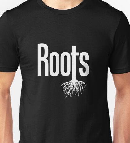 The Roots Unisex T-Shirt