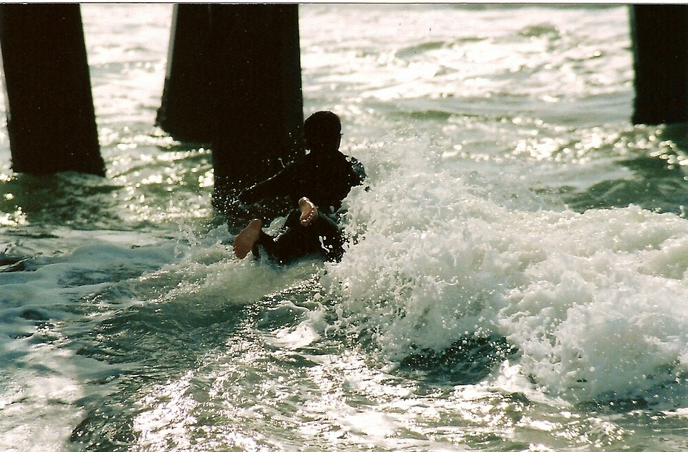 Surfs up by Steven Slusher