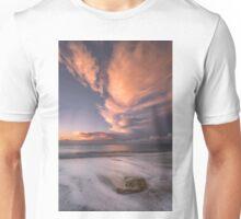 Little Rock Sunset #2 Unisex T-Shirt
