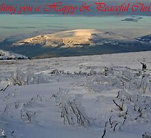 Ice Age Christmas Card by RedHillDigital
