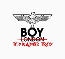 BOY TOY NAMED TROY Unisex T-Shirt