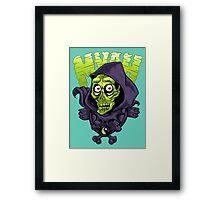 Myah I Keel You Framed Print