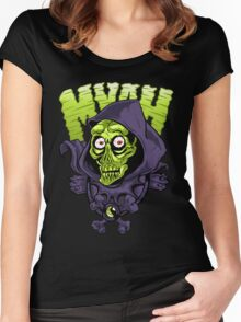 Myah I Keel You Women's Fitted Scoop T-Shirt