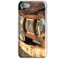 A Bedford Posing iPhone Case/Skin