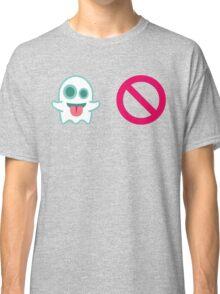 Ghostbusters Emoji Graphic Classic T-Shirt