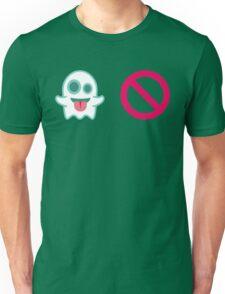 Ghostbusters Emoji Graphic Unisex T-Shirt