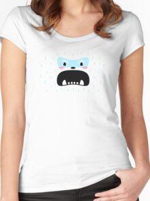 Grumpy Yeti Women's Fitted Scoop T-Shirt