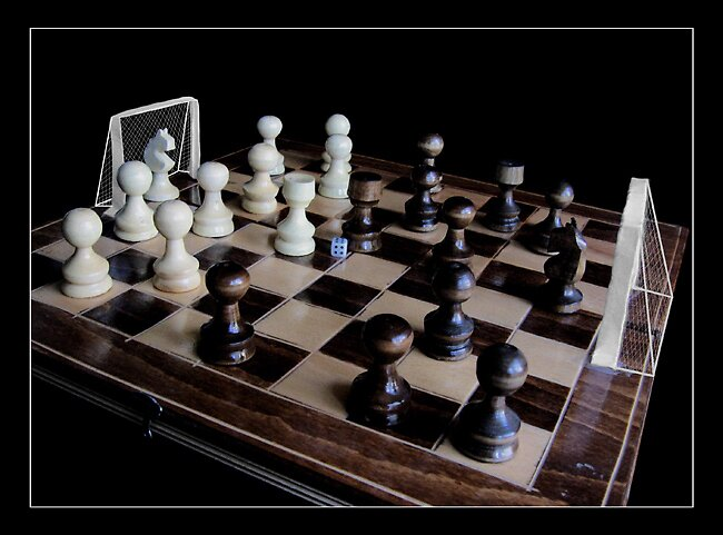 FC Chess by Veronica Pisica