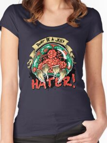 Jelly Hater Women's Fitted Scoop T-Shirt