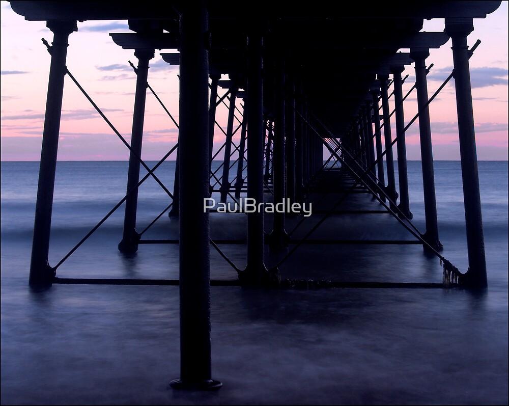 Pier Infinity by PaulBradley