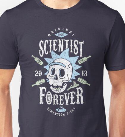 Scientist Forever Unisex T-Shirt