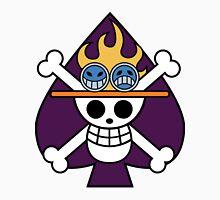 Ace's Pirate Flag Unisex T-Shirt