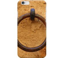 Iron On Stone iPhone Case/Skin