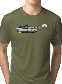 tow away zone Tri-blend T-Shirt