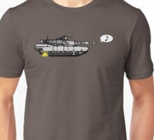 tow away zone Unisex T-Shirt