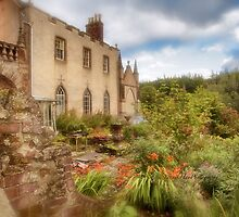 Delgatie Castle - Gardens (near Turriff, in Aberdeenshire, Scotland) by Yannik Hay