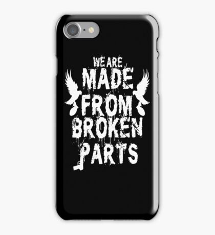 Hollywood Undead - We Are iPhone Case/Skin