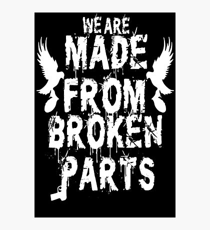 Hollywood Undead - We Are Photographic Print