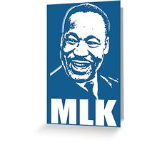 MLK Greeting Card
