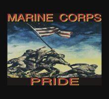 marine corps pride by william good
