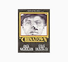 CHINATOWN hand drawn alternative movie poster in pencil. Unisex T-Shirt
