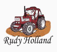 Rudy Holland by grubbanax