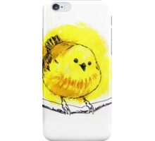 Yellow Warbler iPhone Case/Skin