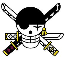 Pirate Hunter Zoro's Flag by shadow66