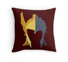 TES: Golden Seducers Throw Pillow