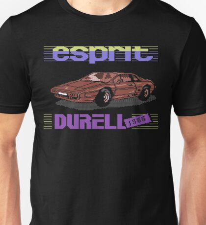 Turbo Esprit Unisex T-Shirt