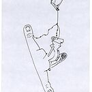 Petits Dessins Debiles - Small Weak Drawings#05 by Pascale Baud