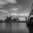 Power Station at Battersea by Stuart  Gennery