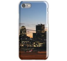 Winston Skyline (buildings) iPhone Case/Skin