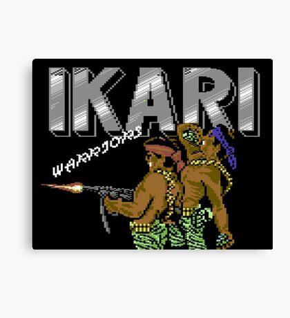 Ikari Warriors Canvas Print