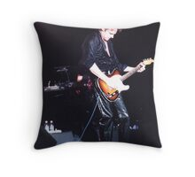 Rick Springfield Spotlight Throw Pillow