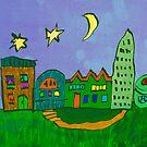Night City by Liz Plummer
