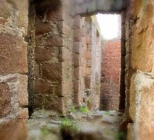 New Slains Castle Inside View (Cruden Bay, Aberdeenshire, Scotland) by Yannik Hay