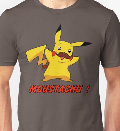 MOUSTACHUUU Unisex T-Shirt