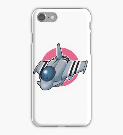 Typhoon (Invasion Stripes) iPhone Case/Skin