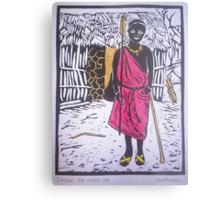 Zebedia - the eldest son Metal Print