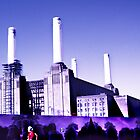 Battersea Power Station by John Violet