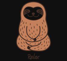 Cute Little Sloth Kids Tee