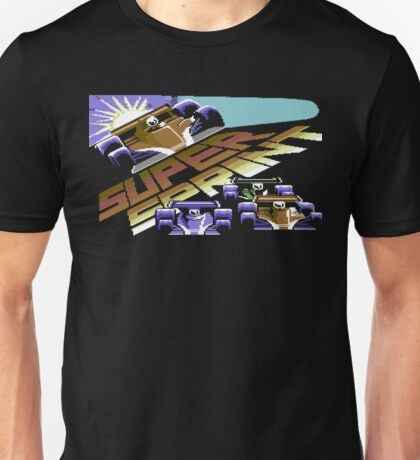Super Sprint Unisex T-Shirt