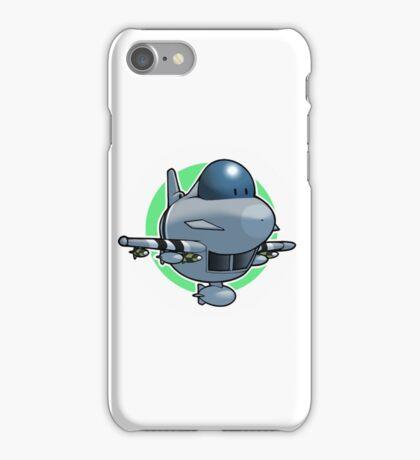 Typhoon Missiles (Invasion Stripes) iPhone Case/Skin