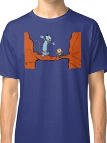 A Freelancer & his Lying Cat Classic T-Shirt